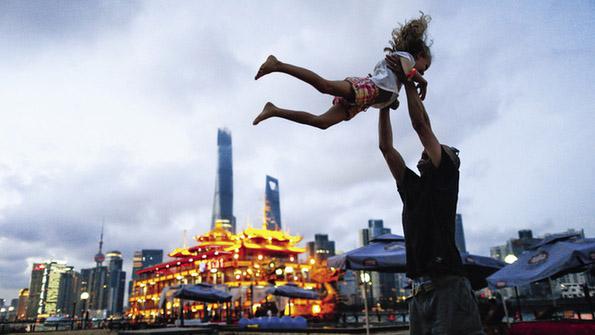 La ZLE de Shanghai réussit son examen haut la main !