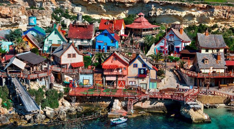 Les huits villages les plus pittoresques du monde