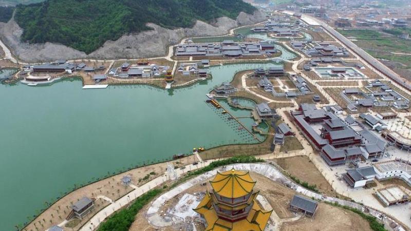 Une réplique de l'Ancien Palais d'été va ouvrir dans le Zhejiang