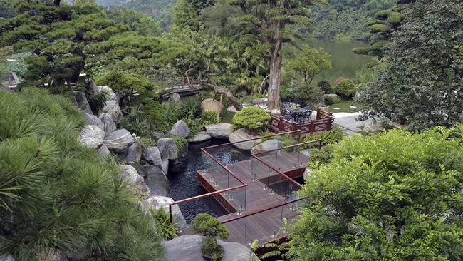 chongqing un jardin priv de plus de 11 millions d 39 euros. Black Bedroom Furniture Sets. Home Design Ideas