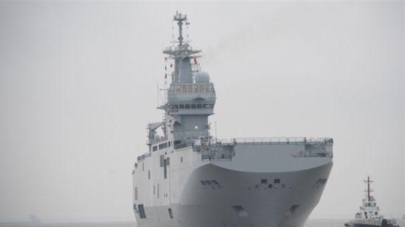 La fin du litige des Mistral peut atténuer les tensions en Europe