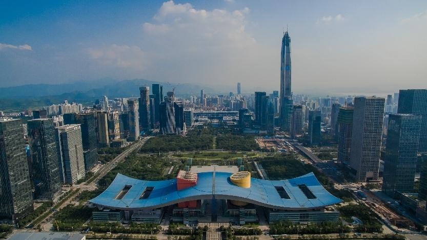 Chine: 35e anniversaire de la Zone économique spéciale de Shenzhen