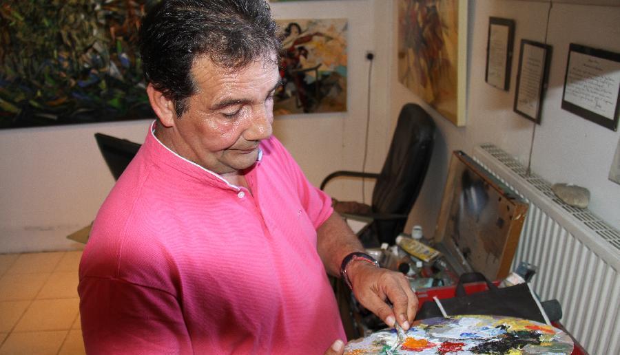 Délivrance : un peintre français rend hommage aux victimes du massacre de Nanjing