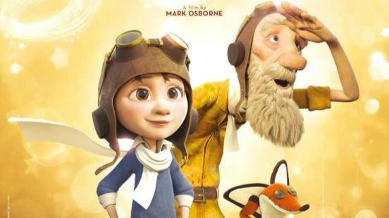 Le film d'animation Le Petit prince doublé en chinois par 11 stars chinoises
