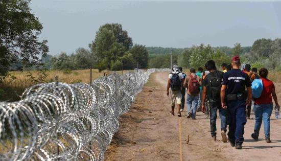 Hollande et Merkel ont décidé d'une initiative pour l'accueil des réfugiés