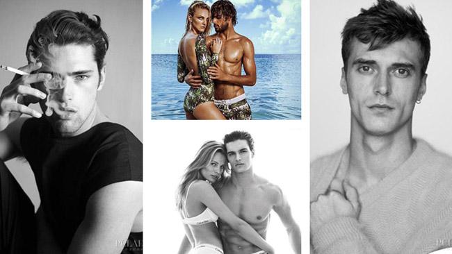 Le top 10 des mannequins hommes les plus en vogue