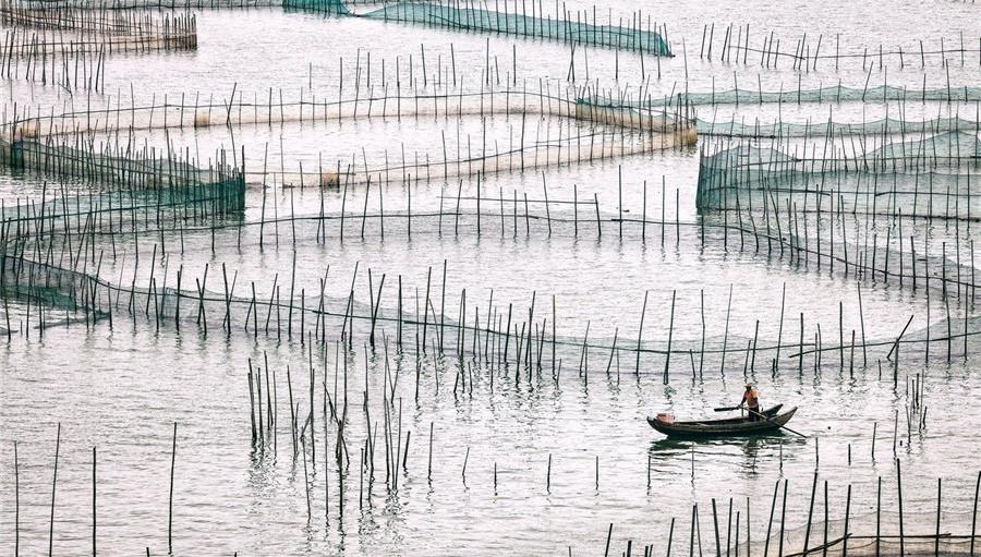 La beauté de la Chine dans l'objectif d'un photographe américain