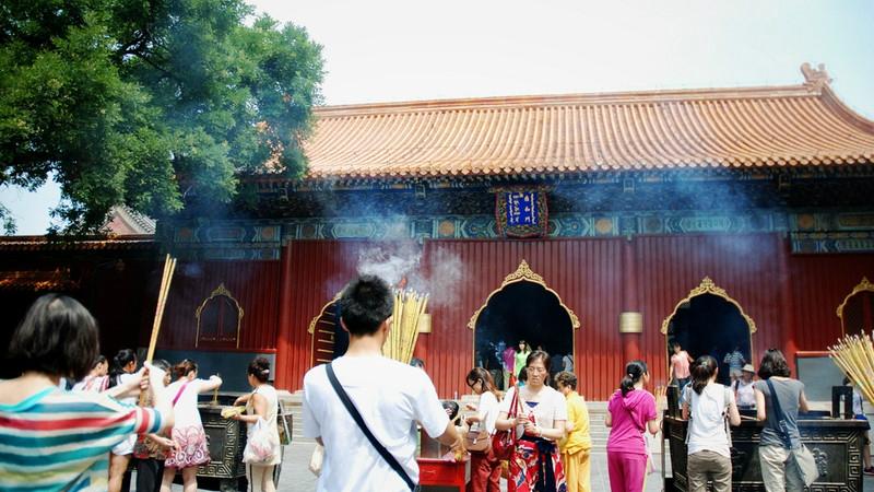 Les Chinois sont-ils libres de pratiquer une religion ?