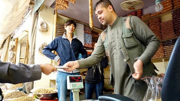 Un cuisinier chinois en afghanistan for Un cuisinier