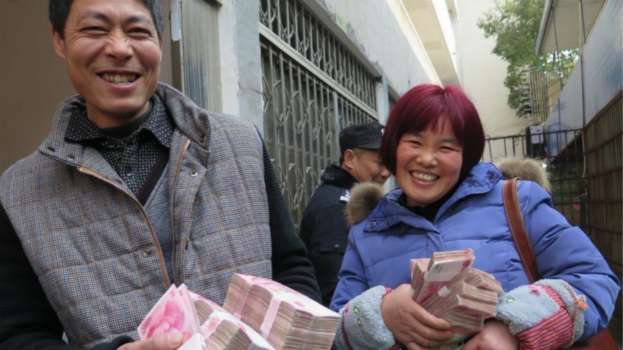 Entre pauvres et riches, le fossé se réduit