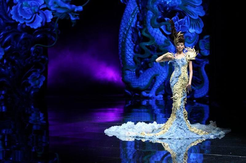 La cr atrice chinoise guo pei invit e la semaine haute for Chambre a la semaine paris