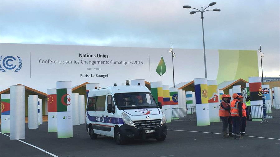 Paris-Le Bourget est prêt à recevoir les dirigeants de la COP21