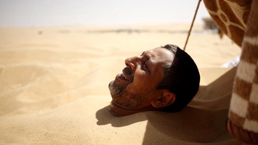 Les images les plus drôles de 2015 selon Reuters