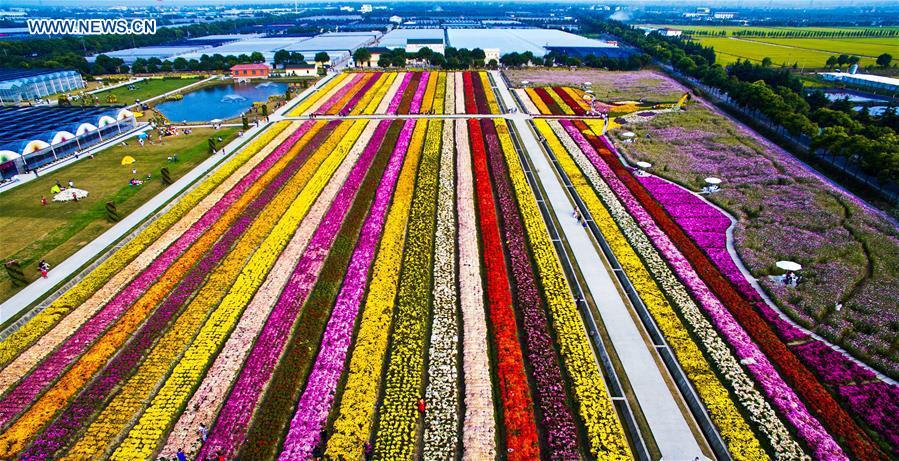 De Magnifiques Paysages De La Chine Vue Du Ciel En 2015