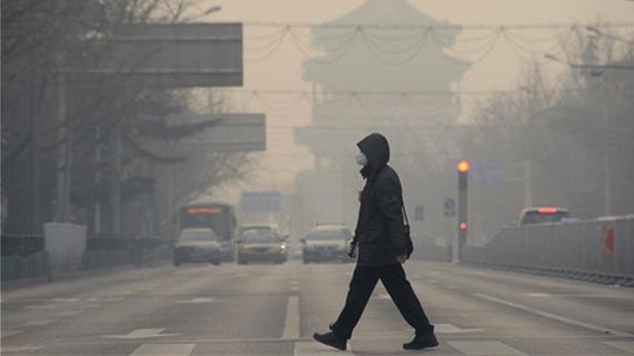 La Chine souhaite réduire de 40% sa concentration de PM 2,5 dans la région Beijing-Tianjin-Hebei d'ici 2020