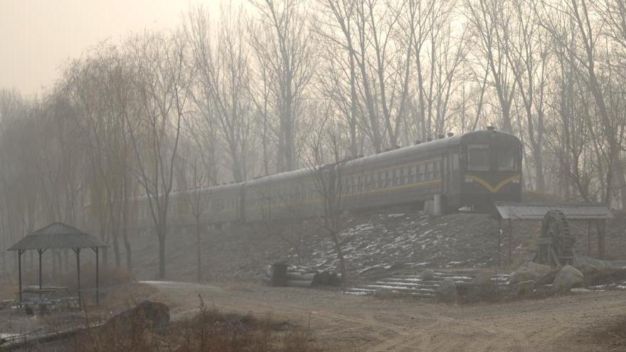 La pollution règne toujours à Beijing