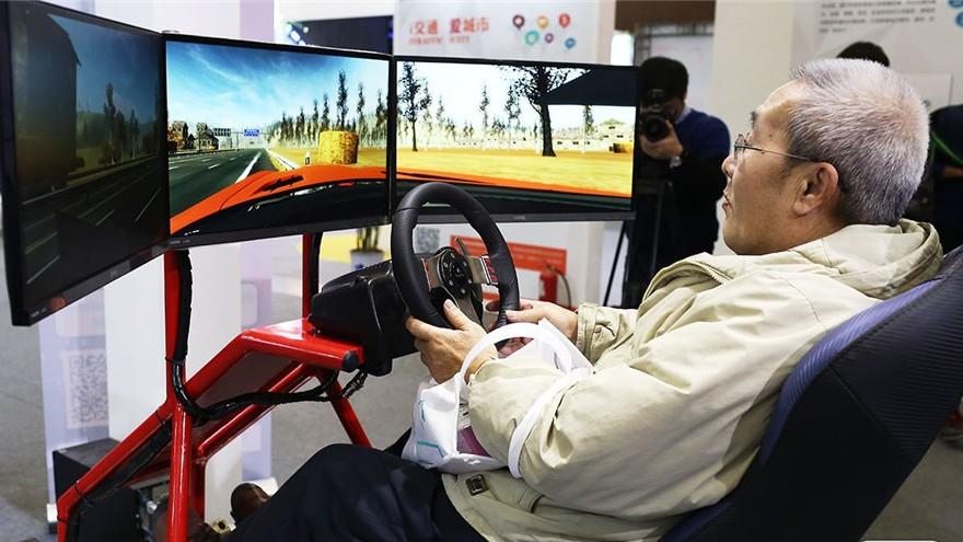 En images : le carnaval d'Internet se déroule à Beijing