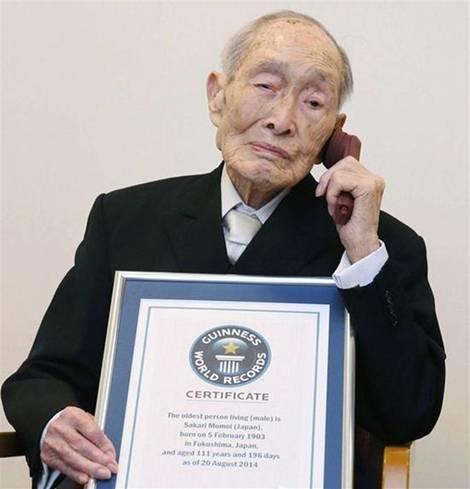 L Homme Le Plus Vieux Du Monde Est Mort A 112 Ans Au Japon