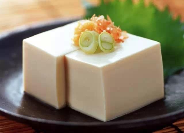 La préparation du tofu