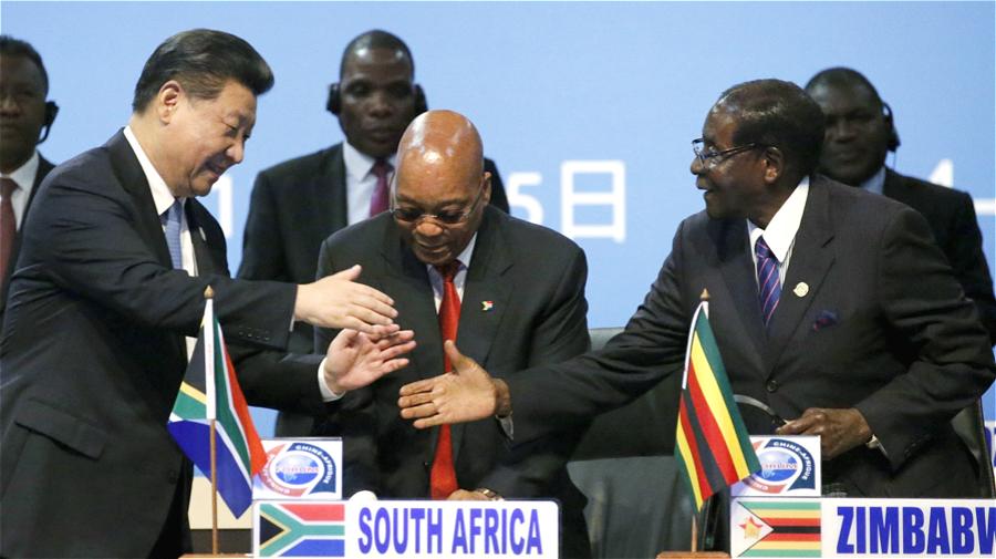 Le XIIIe Plan quinquennal met l'accent sur la coopération sino-africaine
