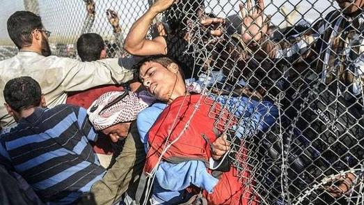 La France et l'Allemagne divisées sur la question des réfugiés