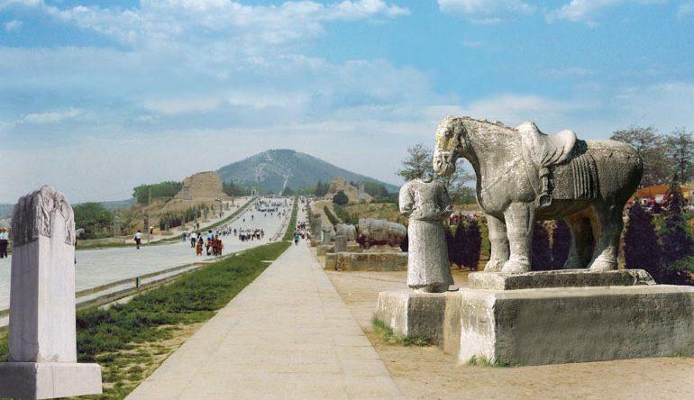 Les dix tombes impériales les plus célèbres de Chine