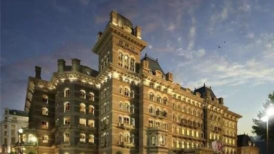 Top 10 des hôtels les plus hantés du monde entier