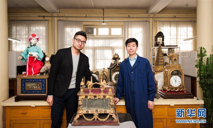 Il répare des horloges impériales dans la Cité Interdite depuis 39 ans