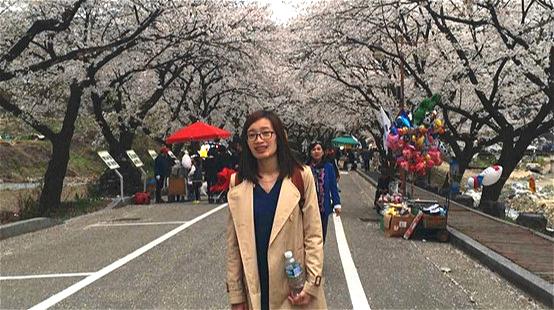 Les Coréens vus par une étudiante d'échange chinoise