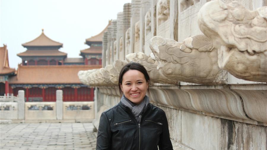 Anna, traductrice russe en Chine : « on ressent partout l'hospitalité des Chinois »