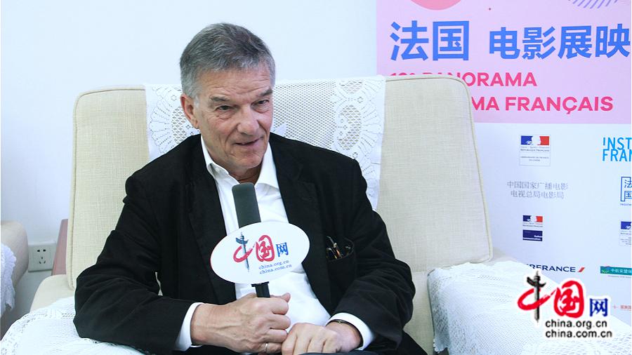 Benoît Jacquot : « J'aimerais travailler avec des cinéastes chinois »