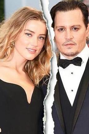 Amber Heard veut divorcer de Johnny Depp