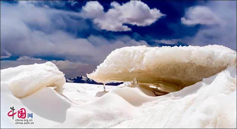 Le glacier Bayi menacé de disparition