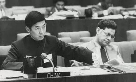 Hommage à l'ancien diplomate chinois Wu Jianmin