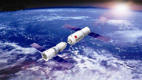 LEAD Chine : le laboratoire spatial Tiangong-2 arrive au centre de lancement