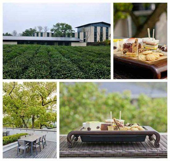 Les huit meilleurs restaurants avec terrasse ou jardin de hangzhou - Restaurant terrasse jardin grenoble mulhouse ...