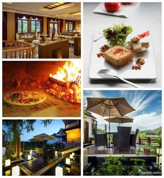 Les huit meilleurs restaurants avec terrasse ou jardin de for Restaurant yvelines avec jardin