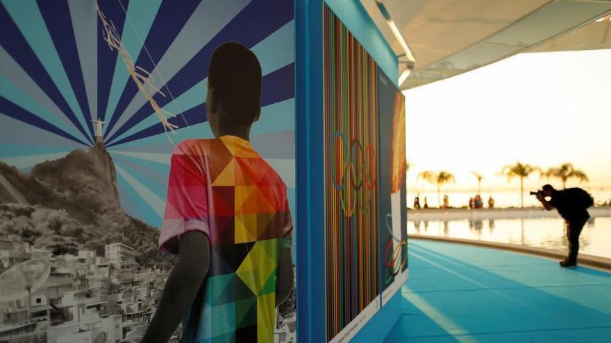 Rio : les affiches officielles des JO 2016 dévoilées