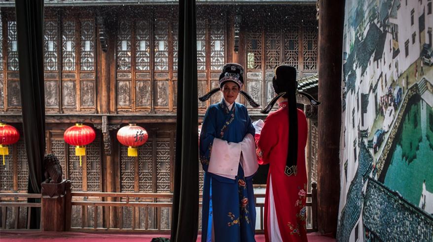 Un portrait en photos de la « Belle Hangzhou »