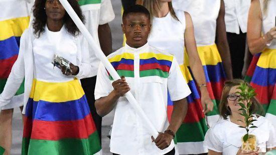 JO 2016 : l'athlète vedette namibien arrêté pour harcèlement sexuel