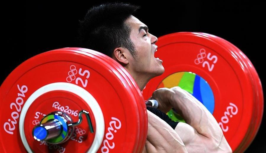JO de Rio : Shi Zhiyong décroche le troisième titre en haltérophilie pour la Chine