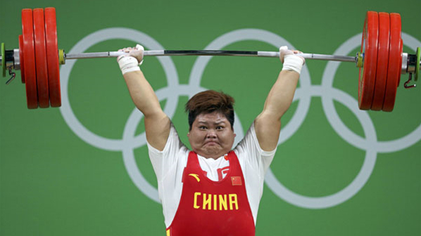 JO-2016/Haltérophilie : la Chinoise Meng remporte l'or en +75 kilos
