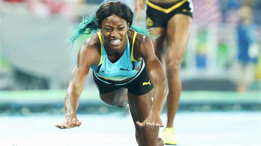 En photos : les médailles au finish des Jeux Olympiques de Rio