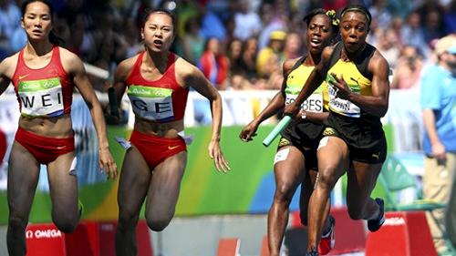 JO 2016 : 4x100m dames, la réclamation de la Chine refusée