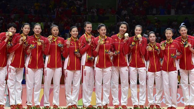 L'équipe féminine chinoise de volley-ball, 35 ans de fighting spirit