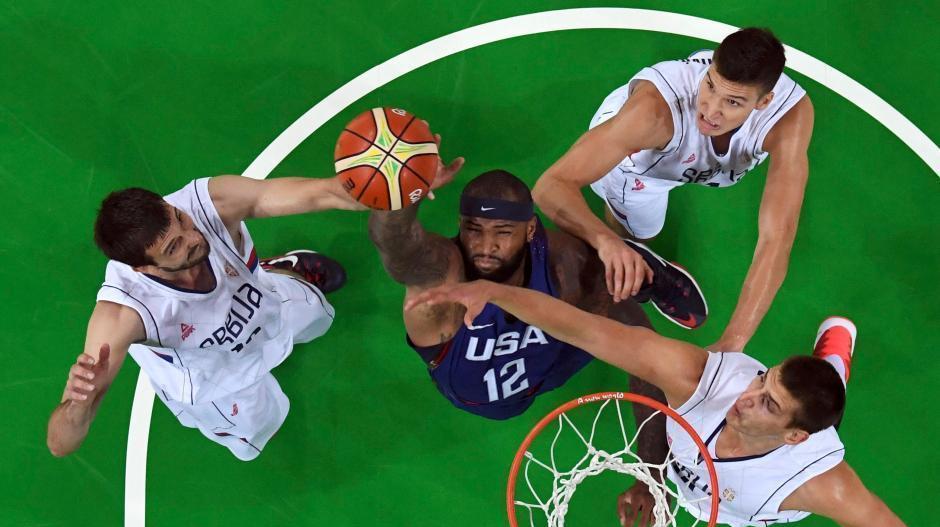 JO\basket : les Etats-Unis remportent le titre olympique en battant la Serbie