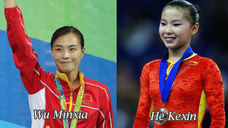 Que font les athlètes chinois font après leur retraite sportive ?