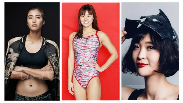 Top 10 des plus belles athlètes chinoises à Rio