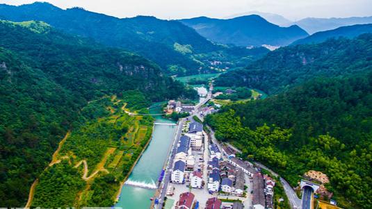 Un petit village près de Hangzhou devient une destination à la mode