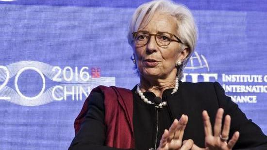Lagarde (FMI) : le G20 doit parler de la croissance inclusive